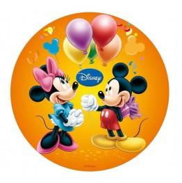 Opłatek na tort Myszka Miki-Nr 10-21cm