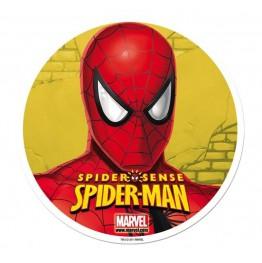 Opłatek na tort Spiderman-Nr 2-21cm