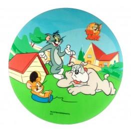 Opłatek na tort Tom i Jerry-Nr 5-21cm