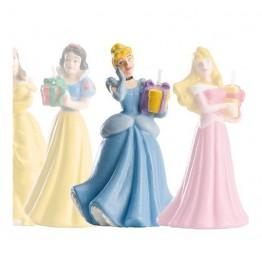 Świeczka urodzinowa Księżniczka Disneya-Kopciuszek