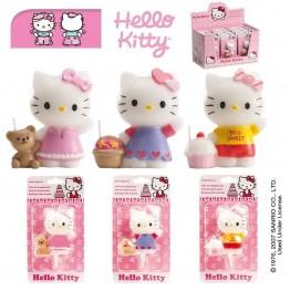 Świeczka urodzinowa Hello Kitty
