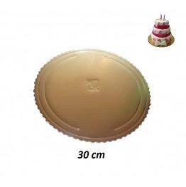 Podkłady pod tort okrągłe Grube-30cm