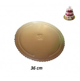 Podkłady pod tort okrągłe Grube-36cm