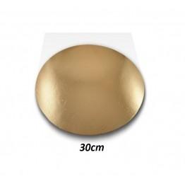 Podkłady pod tort okrągłe Cienkie-30cm