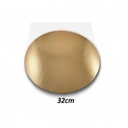 Podkłady pod tort okrągłe Cienkie-32cm
