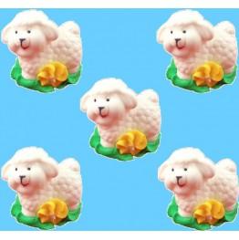 Owieczka Dolly z cukru
