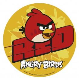 Opłatek na tort Angry Birds-Nr 3-21cm