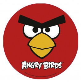 Opłatek na tort Angry Birds-Nr 4-21cm