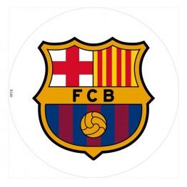 Opłatek na tort FC Barcelona-21cm