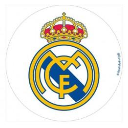 Opłatek na tort Real Madryt-21cm