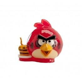 Świeczka urodzinowa Angry Birds