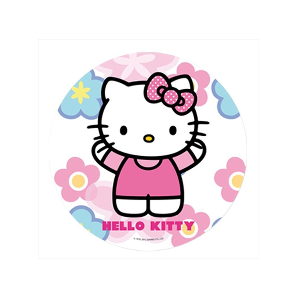 Opłatek na tort Hello Kitty-Nr 11-21cm