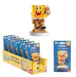 Świeczka urodzinowa SpongeBob