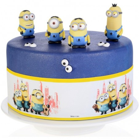 Figurka na tort-Minionki-Tim
