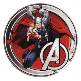 Opłatek na tort Avengers-Thor-Nr 4-21cm
