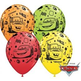 Balony Qualatex-Auta 4 sztuki