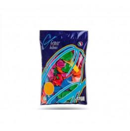 Balony Gemar-mix kolorów 50 sztuk