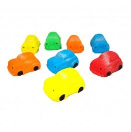 Auta małe-różne kolory