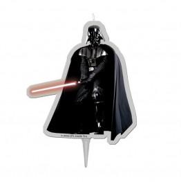 Świeczka urodzinowa Star Wars-Lord Vader