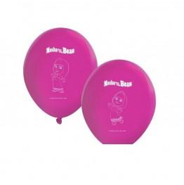 Balony Masha and Bear-8 sztuk