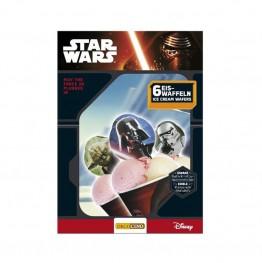 Wafle do lodów Star Wars-6 sztuk