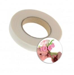 Taśma florystyczna do wiązania kwiatów-biała