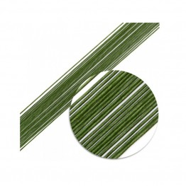 Drut florystyczny zielony-MODECOR-50 sztuk