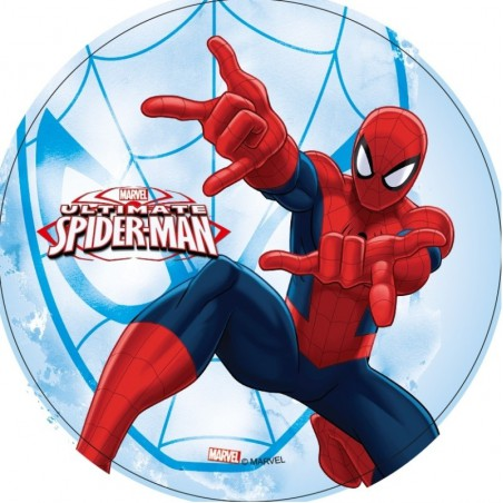 Oplatek Na Tort Spiderman 15 21cm