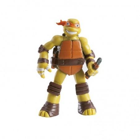 Figurka na tort Żółwie Ninja-Michelangelo