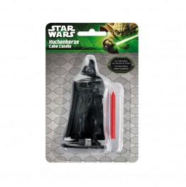 Świeczka urodzinowa Star Wars-Darth Vader