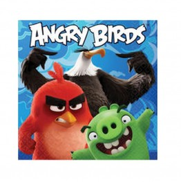 Serwetki papierowe Angry Birds-Movie-20 sztuk