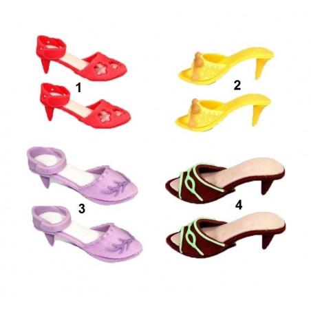 Buty damskie z cukru dla dziewczynki