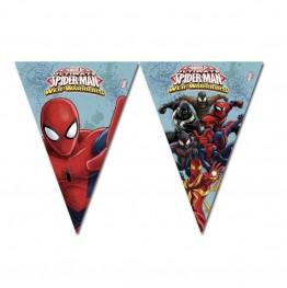 Banner urodzinowy Spiderman 2