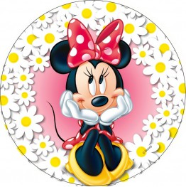Opłatek na tort Myszka Mini-Nr 27-21cm