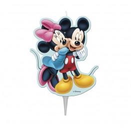 Świeczka urodzinowa Dekoback-Myszka Miki