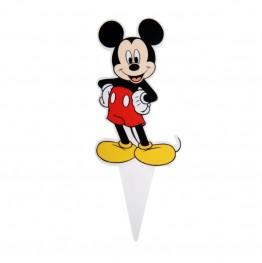 Figurka na tort Miki-Modecor-Płaska