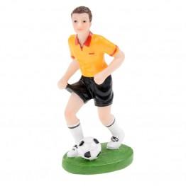 Figurka na tort piłkarz-Modecor-plastik