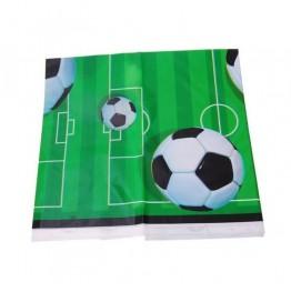 Obrus foliowy Piłka Nożna 137cm x 213cm