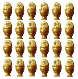 Mini kielichy złote-70 sztuk
