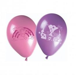 Balony lateksowe Trolle-28cm-8 sztuk