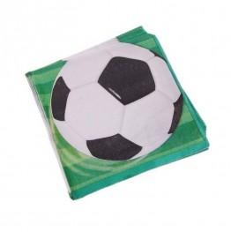 Serwetki papierowe Piłka Nożna-16 sztuk