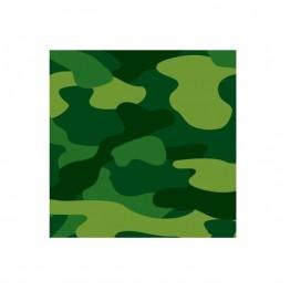Serwetki papierowe Moro-Wojskowe-16 sztuk-25x25cm