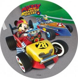 Opłatek na tort Myszka Miki-Nr 24-21cm