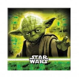 Serwetki papierowe Star Wars-Yoda-20 sztuk