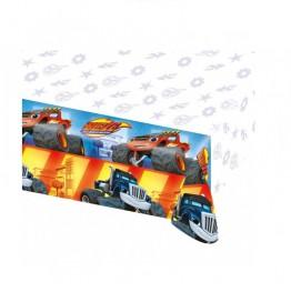 Obrus foliowy Mega Maszyny 120cm x 180cm