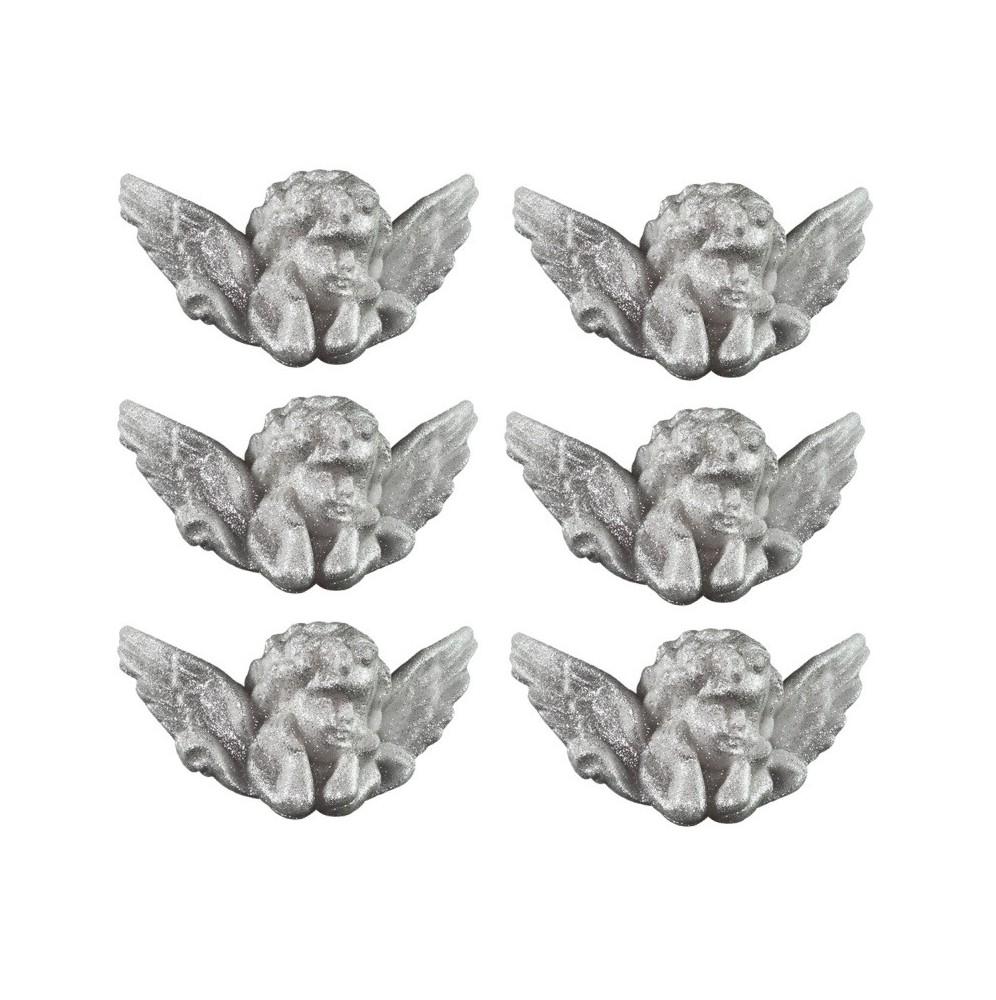 Aniołek srebrny-na sztuki