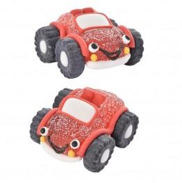 Samochód bajkowy-terenowy-Modecor-czerwony