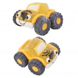 Samochód bajkowy-terenowy-Modecor-żółty