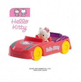 Samochód plastikowy Hello Kitty-Dekora