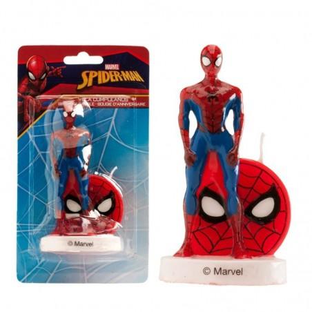 Świeczka urodzinowa Spiderman-Dekora